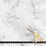 Fabric by the yard : Marble© // Calacatta
