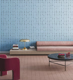 Wallpaper : Dotted Line© // Powder Blue