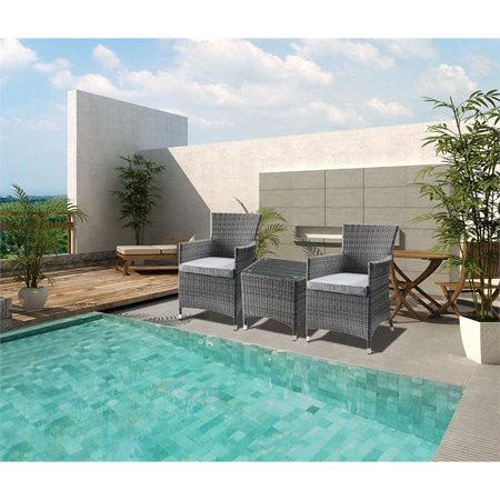 Malik 3 Piece Patio Set