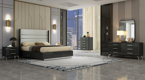 Miguel Modern Bed