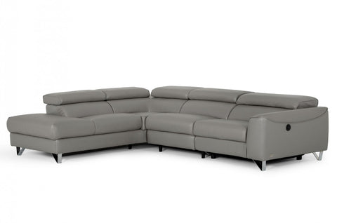 Cruz LAF Chaise Sectional