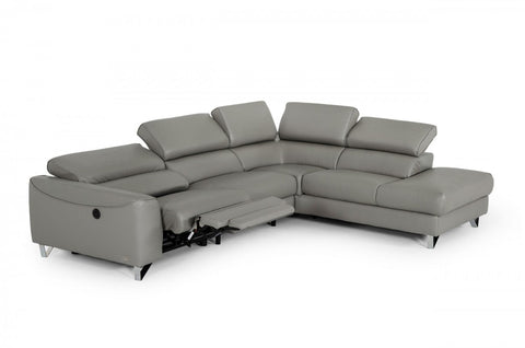 Cruz RAF Chaise Sectional