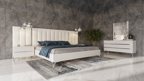 Catherine Modern Bed