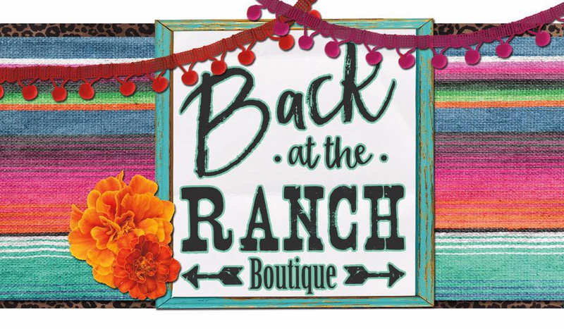 Back at the Ranch Boutique