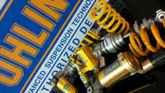 Springs for Ohlins Shock Absorber Products - Road & Track / Off Road