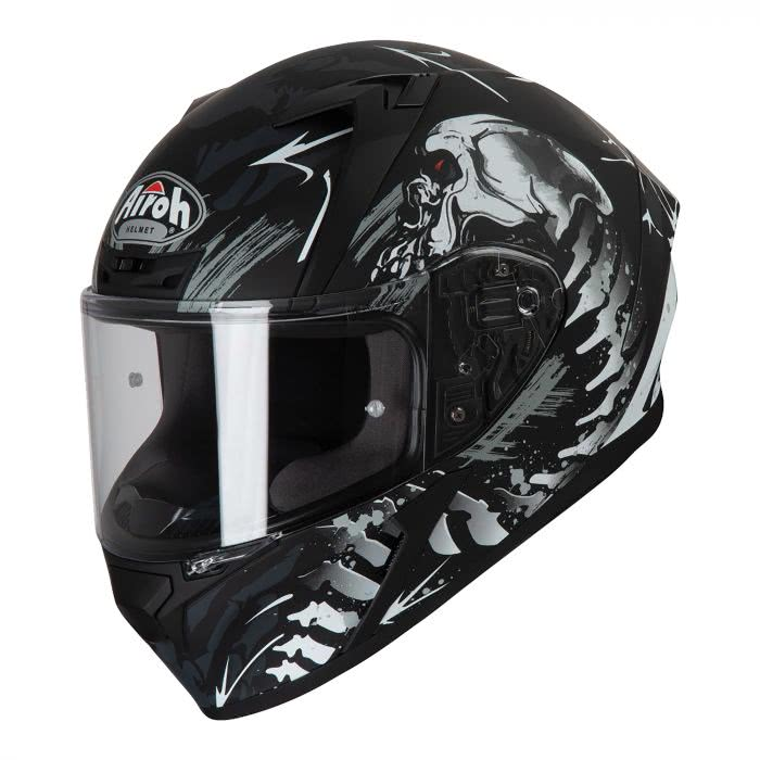Airoh Valor Full Face Helmet - NEW FOR 2019 - ACU GOLD APPROVED