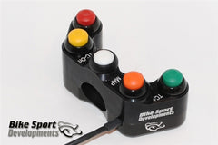 Bikesport Developments Generic Handlebar Switches
