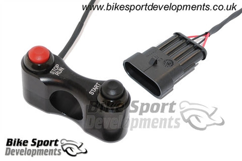 Bike Sport Developments Aprilia Handlebar Switches
