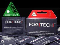 Visor Vision Anti-Fog Fog Tech