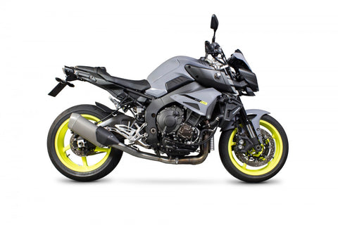 Yamaha MT10 Scopion Exhaust Systems with De-Cat and Exhaust Can