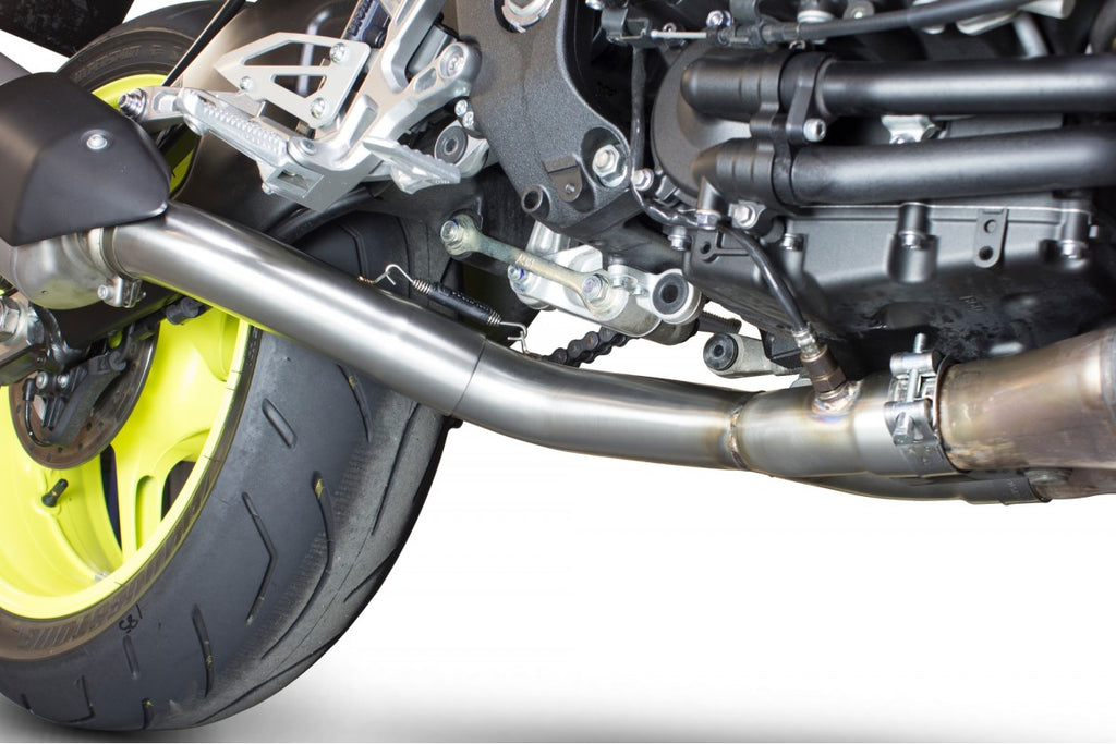 Yamaha MT10 Scopion Exhaust Systems with De-Cat and Exhaust