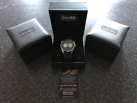 Ohlins 40th Anniversary Limited Edition Watch