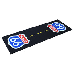 Garage Mat - to suit Yamaha Ducati BMW Honda KTM Suzuki Triumph MV and Many More