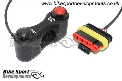 Bike Sport Developments MV Agusta Handlebar Switches