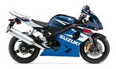 GB Racing Crash Protection SUZUKI GSXR 600 K4 - K5