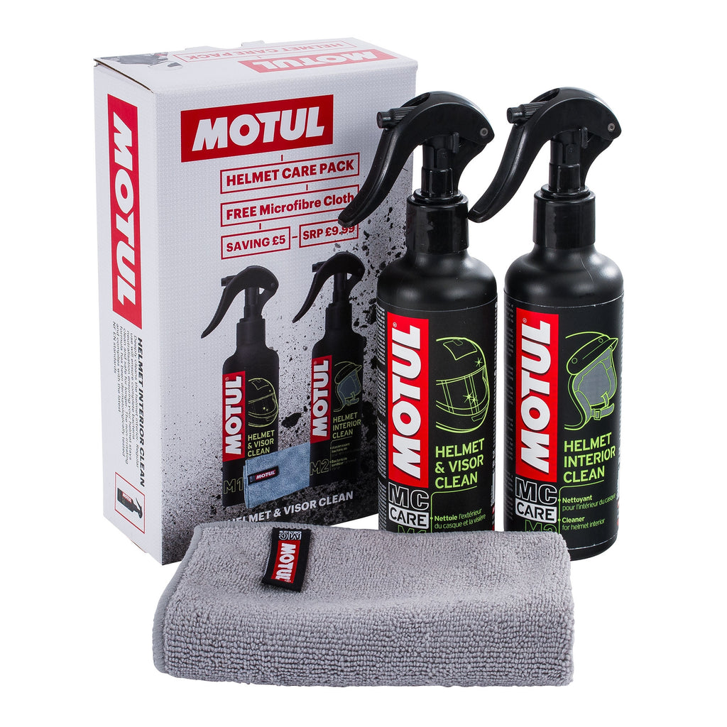 Motul Helmet Care Pack