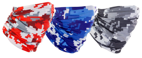 Multi Purpose Head Tube / Neck Tube / Bandana / Face Mask / Skull Cap DPM