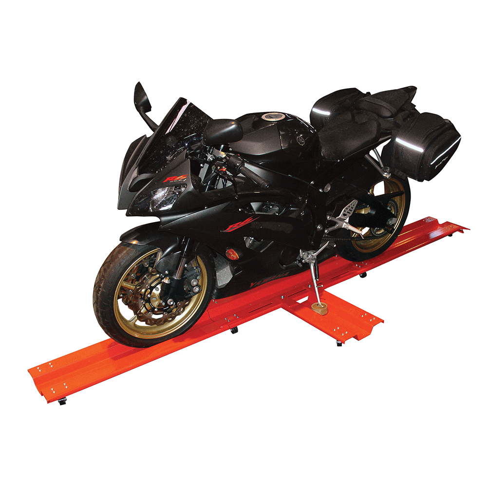 Motorcycle Mover - Ideal for confined spaces