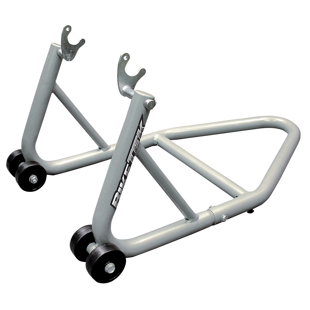 "Biketek Front & Rear Paddock Stands (Two ""Premium"" Types)"