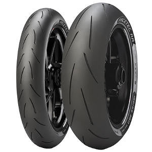 Metzeler Racetec RR Treaded Tyre - Including Road Version K3