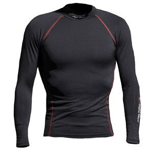 RST Tech Coolmax Undergarments Base Layers Black