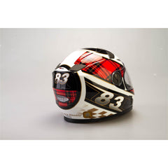 Viper RSV9 Patriotic Flag Design Full face Helmet