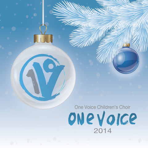 "One Voice Children's Choir 2014 EP ""One Voice"""