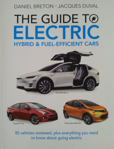 The Guide to Electric Hybrid & Fuel-Efficient Cars