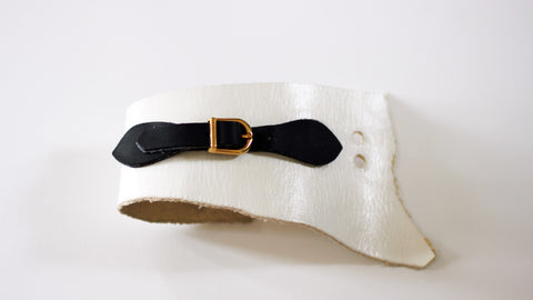 Perfect Gentleman Leather Cuff