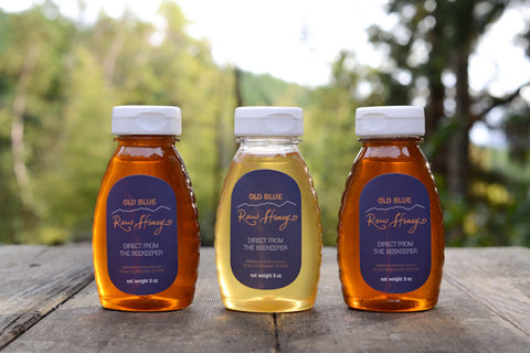 Spring Honey Sampler
