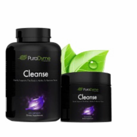Cleanse by PuraDyme [intestinal tract]