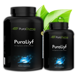 PuraLiyf Plant Based Probiotics by PuraDyme