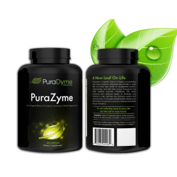 PuraZyme Plant Based Cell Regenerator by PuraDyme