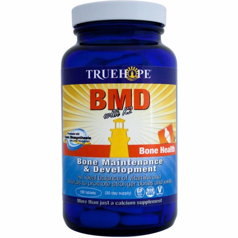 Truehope BMD with K2 [Bone Maintenance & Development]