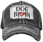 Mesh Patch Hat - Dog Mom