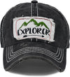 Mesh Patch Hat - Explorer