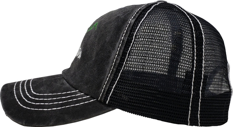 Mesh Patch Hat - Let the Adventure Begin