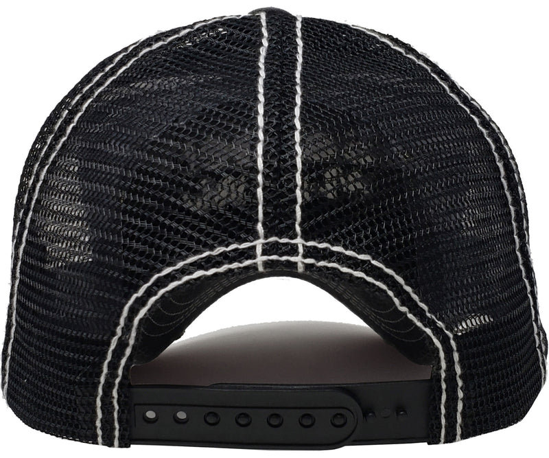Mesh Patch Hat - Camping Queen