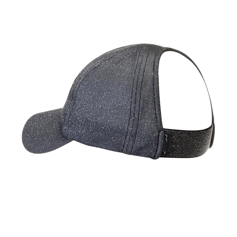 Backless Ponycap - Glitter
