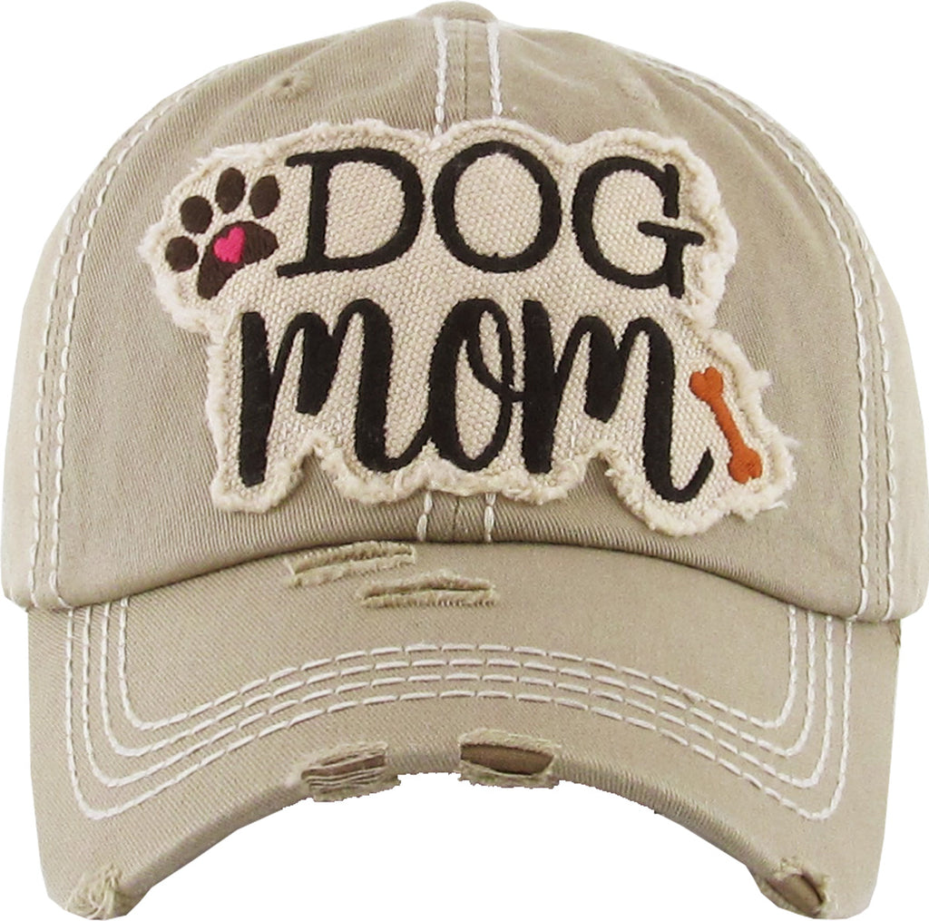 Patch Hat - Dog Mom