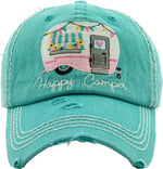 Patch Hat - Happy Camper