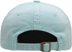 Distressed Patch Baseball Cap - Wild at Heart (Mint)