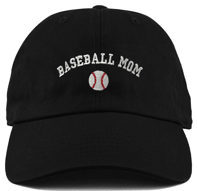 Dad Hat - Baseball Mom