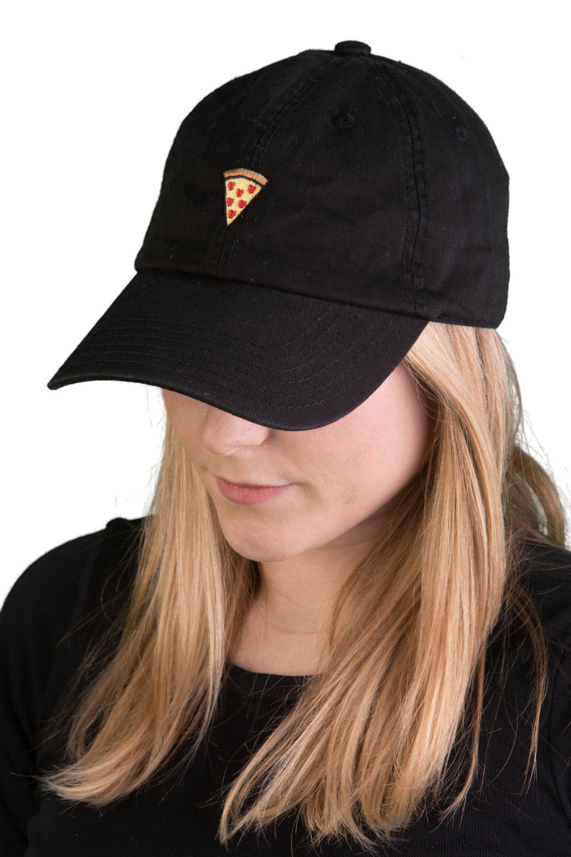 Unconstructed Dad Hat - Pizza