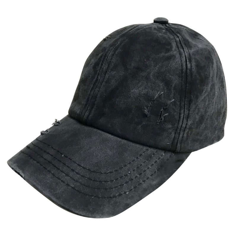 Ladder Back Ponycap