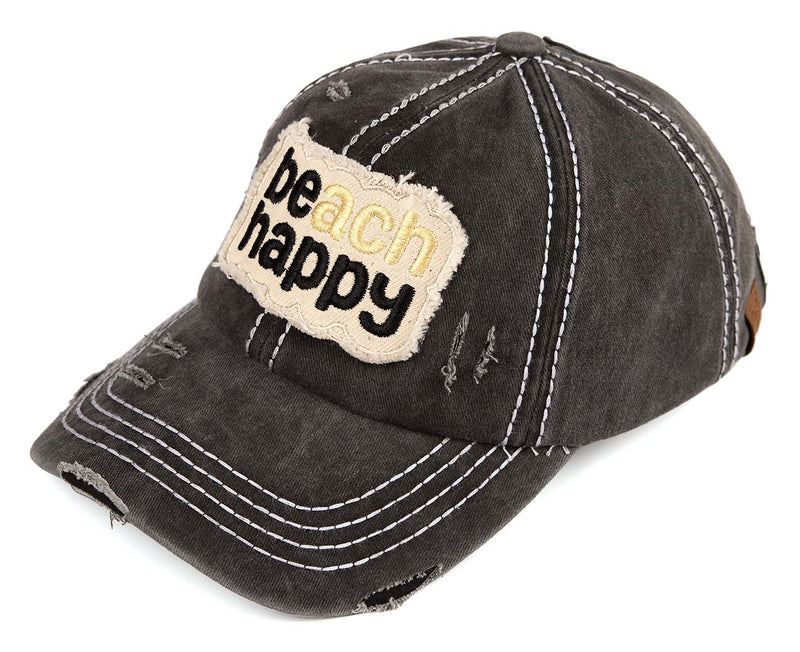 Ponycap - Beach Happy