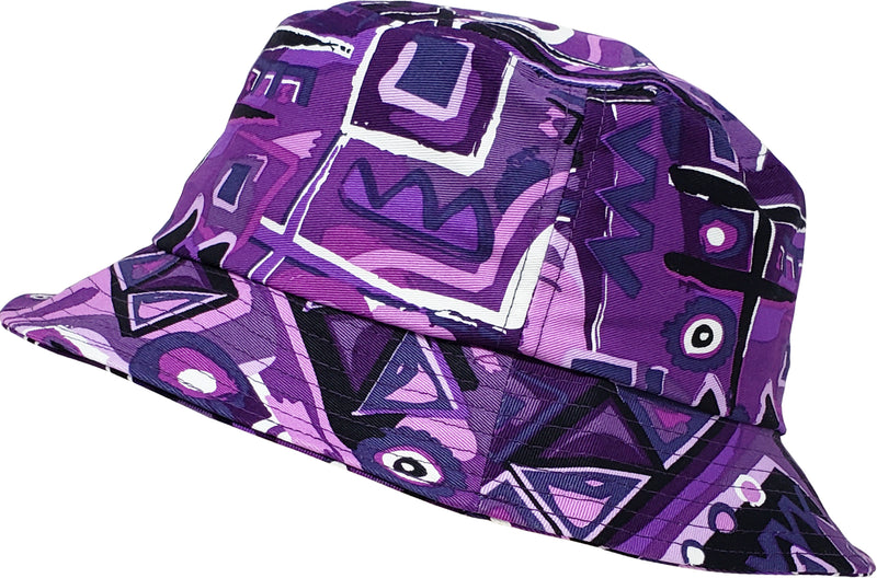 Bucket Hat - Aztec