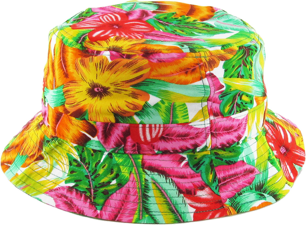 Bucket Hat - Tropical Green
