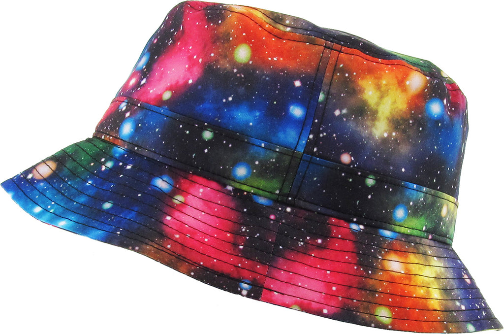Bucket Hat - Galaxy/Multi