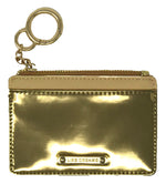Metallic Card Holder - Gold